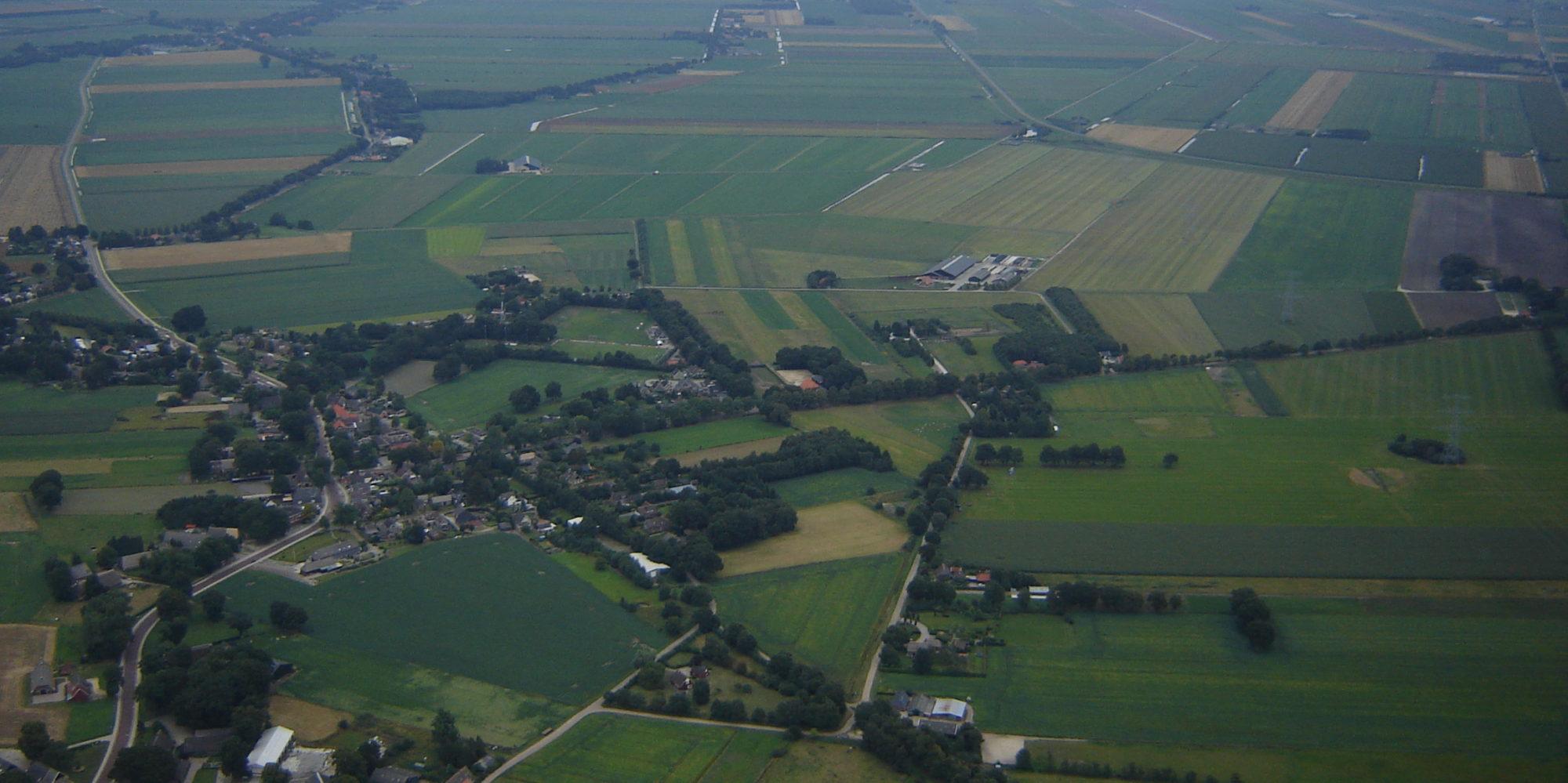 Het dorp Weerdinge